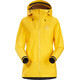 """Arc'teryx W's Beta SL Hybrid Jacket Golden Poppy"""